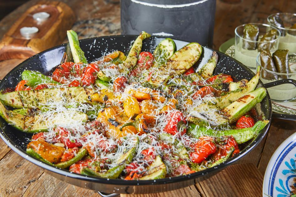 ירקות קלויים של שף אלכס סטולרביץ