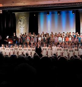 מקהלת העפרוני בשיתוף הקהילה