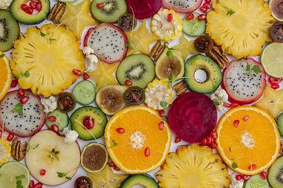 פירות חתוכים- מבט על