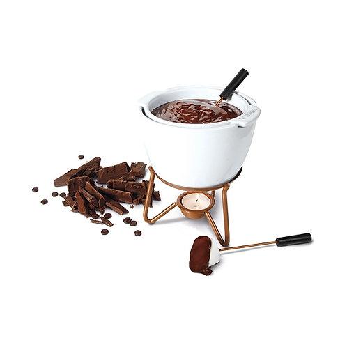 Choco fondue au bain marie 500ml D14cm Boska