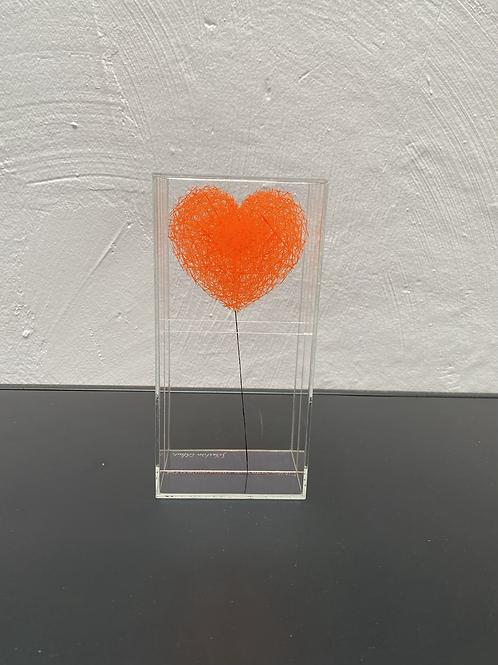"""""""Don't go breaking my heart"""" Orange"""