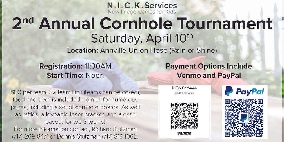 2nd Annual Cornhole Tournament