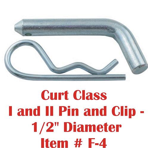 Curt Trailer Hitch Pin