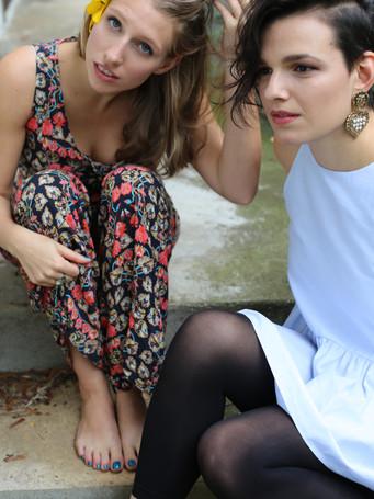 Sophia&Olga by © Franziska Kalauch