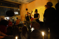 Live at Donau115, Berlin