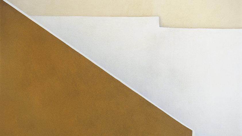 塗装コンクリート壁