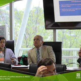 S1. El sistema educativo y la política educativa en México