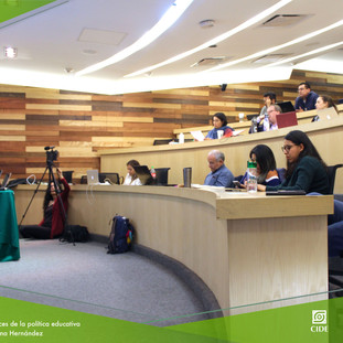 Límites y alcances de la política educativa