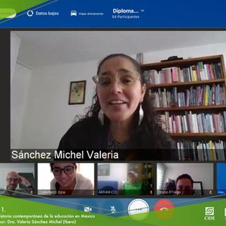 S6.Historia contemporánea de la educación en México