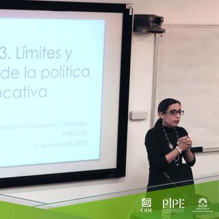 S3. Límites y alcances de la política educativa