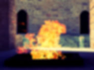Ateshgah fire temple - fire.jpg