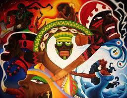 Uno sguardo alla Yoruba.