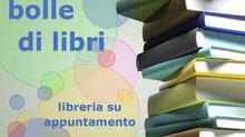 """Nel 2021 un servizio in più: """"bolle di libri"""" - libreria su appuntamento"""