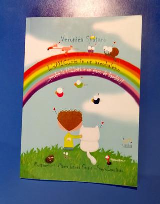 """Presentazione: """"L'amicizia in un arcobaleno""""."""