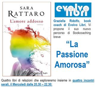 """La passione amorosa: """"L'amore addosso."""""""