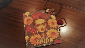 Bookcoaching: FRIDA albo illustrato