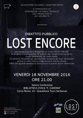 Lost Encore: Dibattito Pubblico.