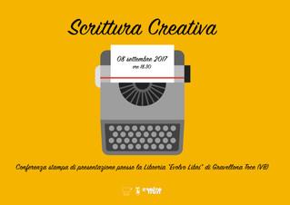 Corso Scrittura Creativa.