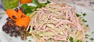 schwäbische Wurstsala, Restaurant harmonie schorndorf