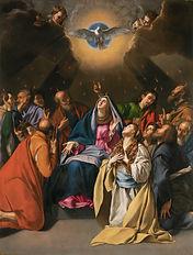 Maino_Pentecostés,_1620-1625._Museo_del_