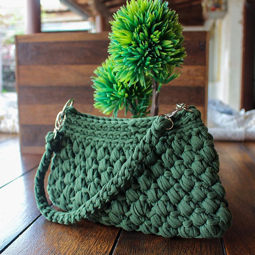 Bolsa All Too Well - Verde Musgo