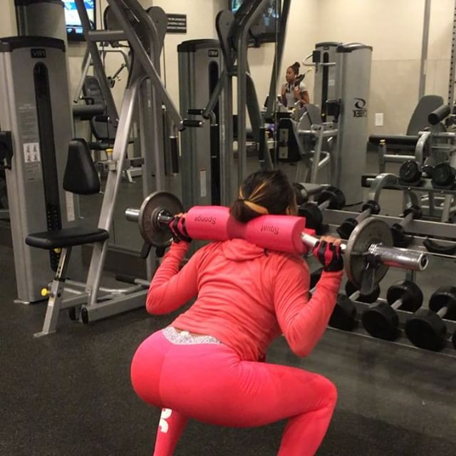 Glute building with my boo _honster_d #g