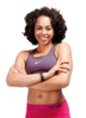Tiffani Jenkins certified personal trainer at Torch Gym