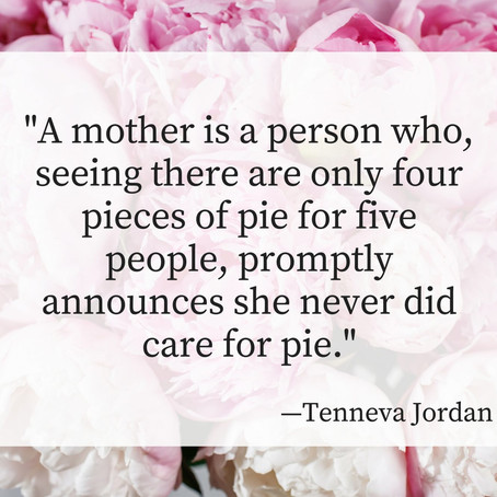 To The Strong Woman That Raised Me, My Beloved Mother Anica