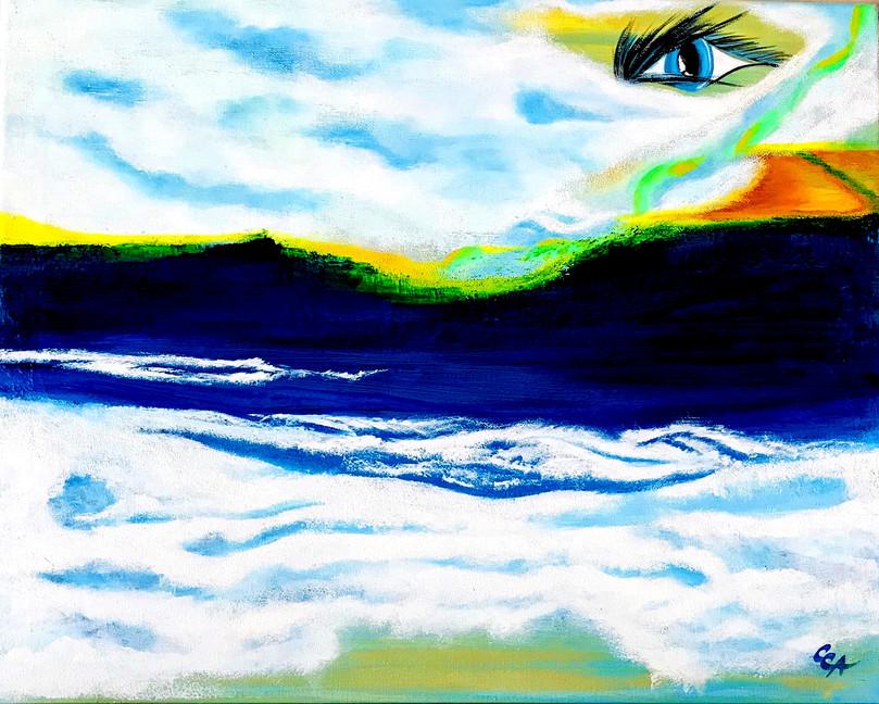 My Neverland - Beyond Clouds