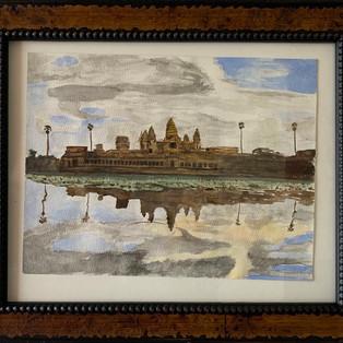 Angkor 98  14x17 $75 per week