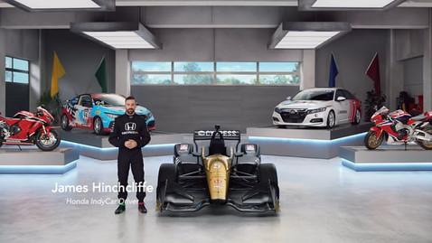 HONDA RACE GARAGE
