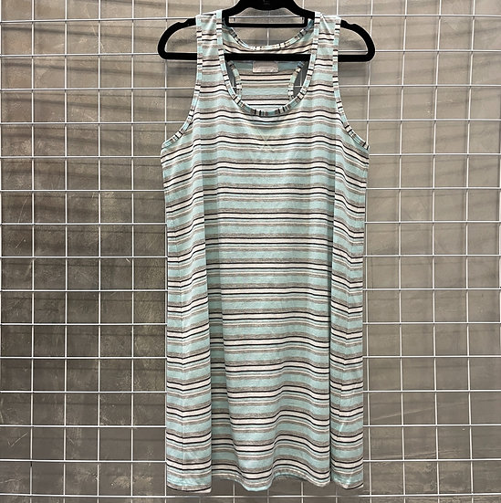 Striped Lounge Dress