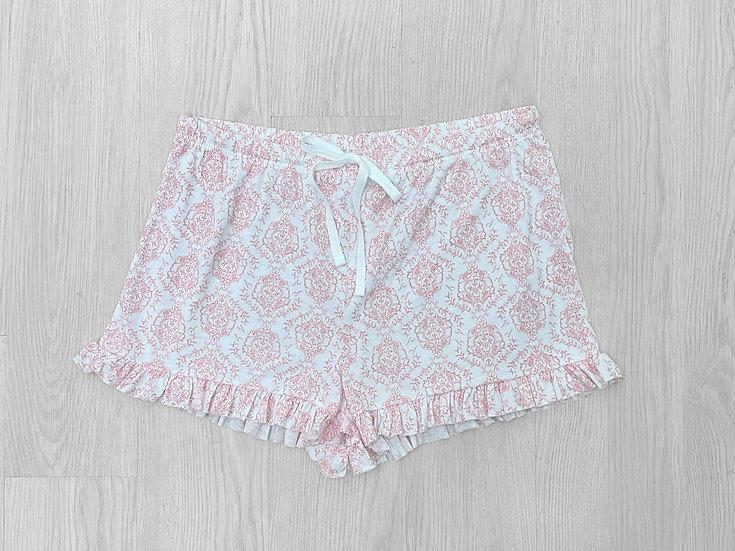 Frill Hem Shorts