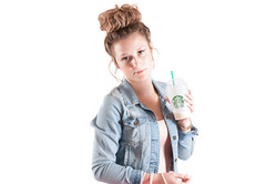Emma and Starbucks