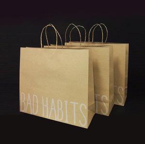 ถุง Bad Habits