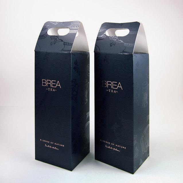 กล่อง Brea Tea