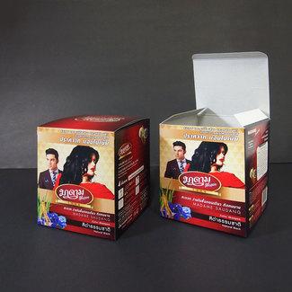 กล่องคัลเลอร์แชมพู มาดามเสื้อแดง