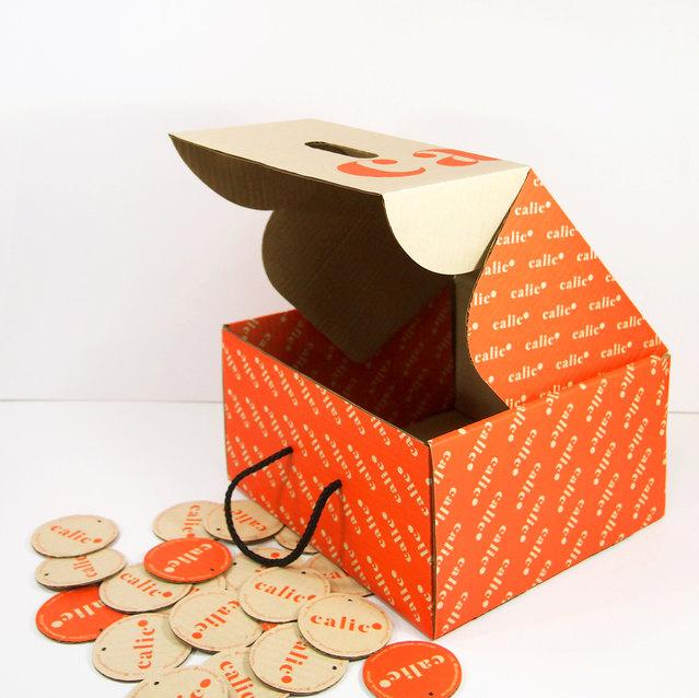 กล่อง Calico และแฮงแทก