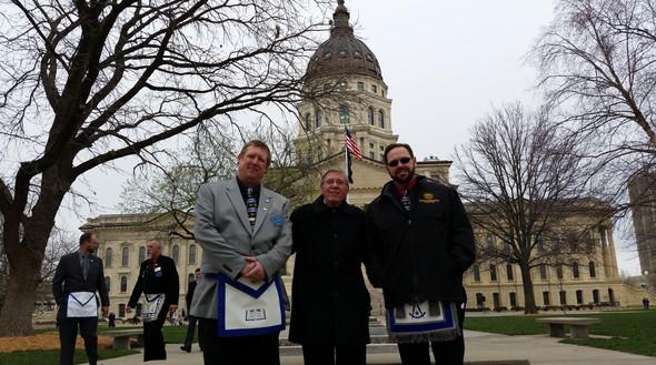 OP Lodge at Kansas State Capitol