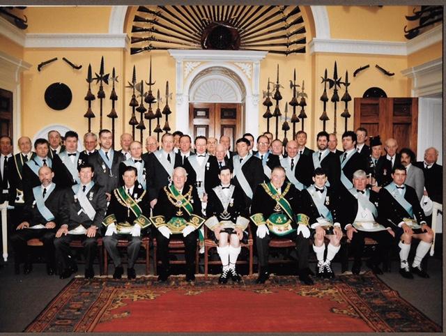 Inveraray St. John 50 - 1997