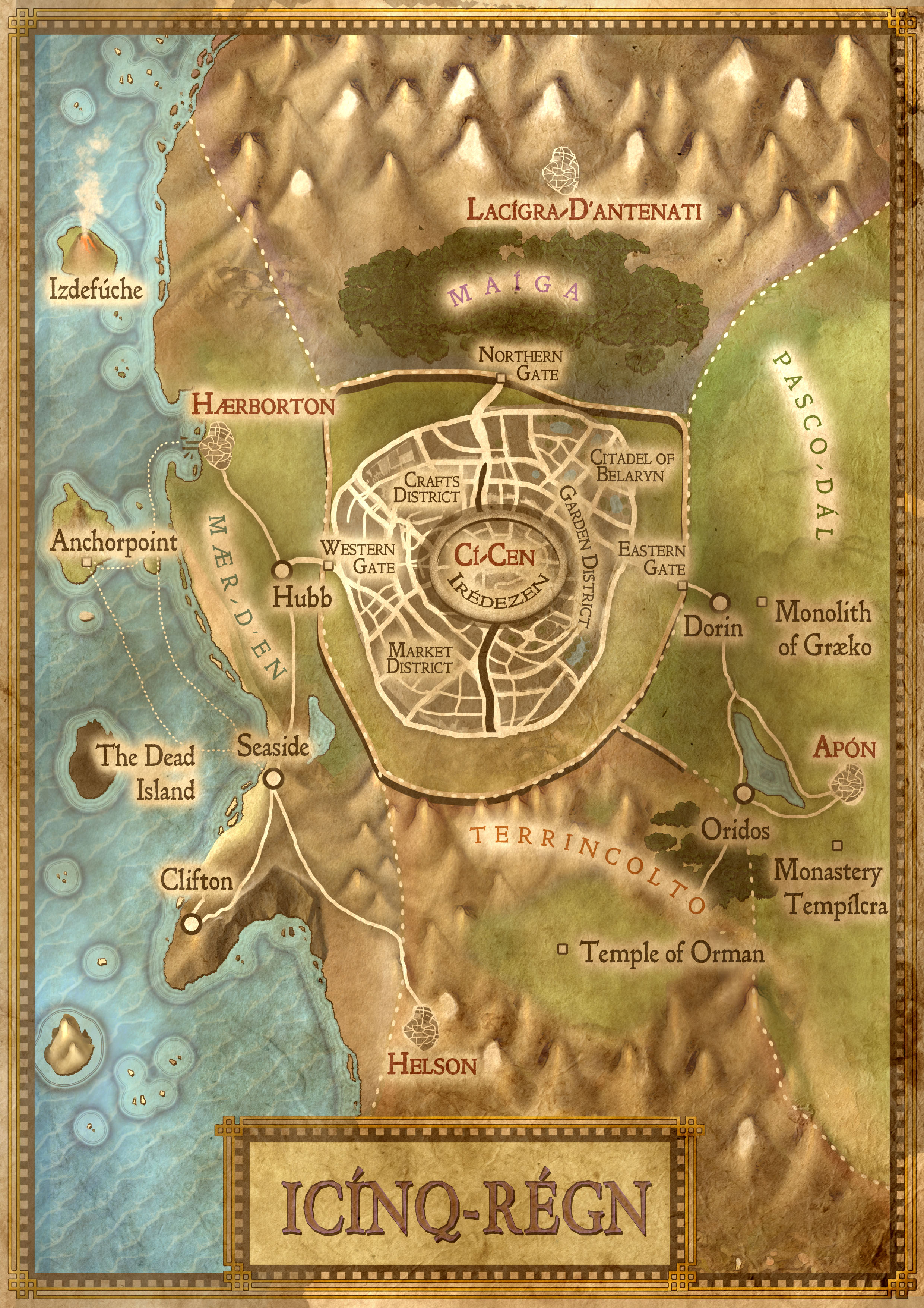 Book 2 Map Pro