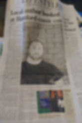Image of the Hanford Sentinel Article (2/1/18)