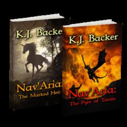 Author Awareness:  K.J. Backer