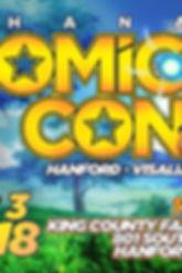 Ohana ComicCon Promtional Image (2/3/18)