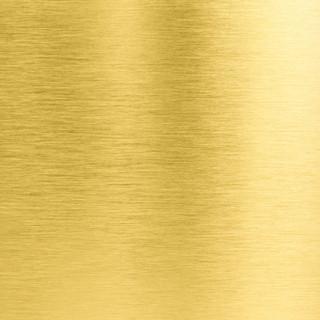 Goldene Stahlplatte