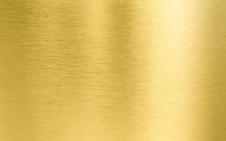 Placa de aço de ouro