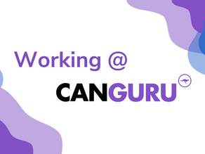 Behind the scenes - Working at Canguru