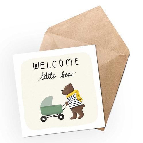 Welcome Little Bear