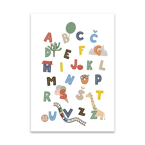 My First ABC's