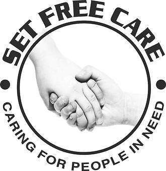 Set Free Care logo